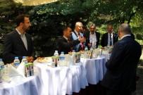 MURAT GÖKTÜRK - Nevşehir Protokolü Bayramlaştı