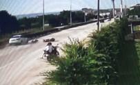 YAŞLI ADAM - Ölümlü Kaza Kameraya Yansıdı