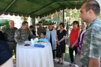 DENIZ KUVVETLERI KOMUTANı - Orgeneral Akar Ve Kuvvet Komutanları, Siirt'te Asker Ve Güvenlik Korucularıyla Bayramlaştı