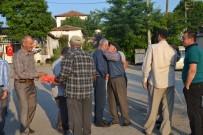 İSMAİL HAKKI - Depremzedeler Bayramı Çadır Camide Karşıladı