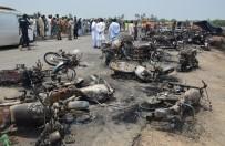 HELIKOPTER - Pakistan'da katliam gibi patlama: 140 Ölü