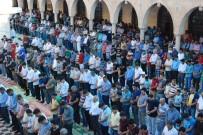 GÜNGÖR AZİM TUNA - Peygamberler Şehri Şanlıurfa'da Binler Bayram Namazında Buluştu