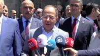 SAĞLıK BAKANı - Sağlık Bakanı Recep Akdağ, Bayramlaşma Törenine Katıldı