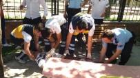 KUDÜS - Sakarya'da Alkollü Şahıs Hastaneye Kaldırıldı