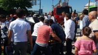 İLK MÜDAHALE - Sakarya'da Bayram Günü Can Pazarı Yaşandı