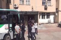 İL EMNİYET MÜDÜRLÜĞÜ - Şanlıurfa'da FETÖ Operasyonu Açıklaması 12 Asker Tutuklandı