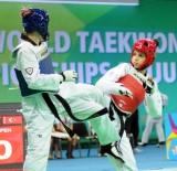 OLİMPİYAT ŞAMPİYONU - Servet Tazegül Ve İpek Çidem, Dünya Tekvando Şampiyonası'nda Madalya Alamadı