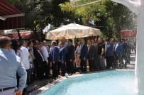 SİİRT VALİLİĞİ - Siirt Valisi Tutulmaz Uğurlandı