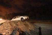 SINOP ÜNIVERSITESI - Sinop'ta Trafik Kazası Açıklaması 3 Yaralı