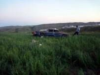 Sivas'ta İki Ayrı Trafik Kazası Açıklaması 2 Ölü, 4 Yaralı