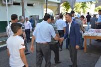 MÜSLÜMANLAR - Siverek Belediye Başkanı Resul Yılmaz, Halkla Bayramlaştı