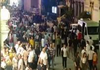 TAKSIM - Taksim'de İnsan Seli