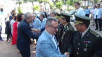 ZEKERIYA SARıKOCA - Tekirdağ'da Bayramlaşma Töreni Yoğun Katılımla Gerçekleşti