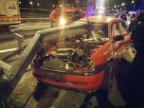 ÖMER HALİSDEMİR - Terhis Olan 2 Asker Kazada Hayatını Kaybetti