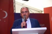 SUAT DERVIŞOĞLU - Ümraniye'de Bayramlaşma Töreni Yapıldı