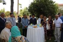 MURAT SEFA DEMİRYÜREK - Urla'da Bayramlaşma Töreni