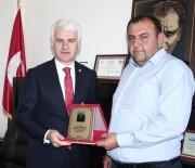 HÜKÜMET KONAĞI - Yenişehir'e Yeni Hükumet Konağı Yapılacak