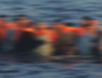 150 turisti taşıyan bot battı