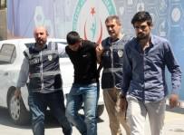 GÜVENLİK KAMERASI - 18 Yaşındaki Suç Makinesi Tutuklandı