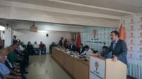 AK Parti Genel Başkan Yardımcısı Yılmaz Açıklaması 'Bütün Örgütler Aynı Aklın Ürünü'