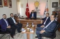 MURAT GÖKTÜRK - AK Parti Nevşehir Teşkilatı Bayramlaştı