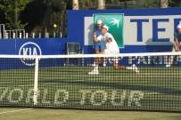 MARSEL İLHAN - Antalya'da Tenis Fırtınası Devam Ediyor