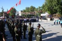 GARNİZON KOMUTANI - Atatürk'ün Tokat'a Gelişinin 98'İnci Yıldönümü Kutlandı