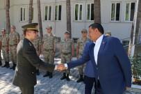 BELEDİYE BAŞKANLIĞI - Başkan Özyavuz'un Bayram Trafiği