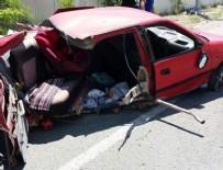 EĞERCI - Bayram tatilinde bilanço ağır! 42 ölü, 251 yaralı