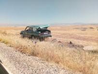 Besni'de Otomobil Takla Attı Açıklaması 2 Yaralı