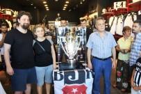 ŞAMPİYONLUK KUPASI - Bodrumlu Beşiktaşlılara Bayram Sürprizi