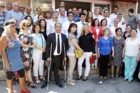 NİYAZİ NEFİ KARA - CHP Antalya'da Bayramlaşma