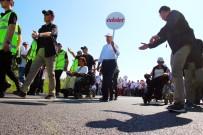 CHP Genel Kemal Kılıçdaroğlu Adalet Yürüyüşünün 12. Gününde