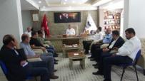 MEMİŞ İNAN - Doğanşehir'de Resmi Bayramlaşma Töreni Yapıldı
