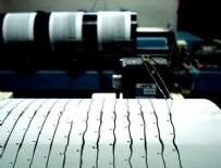 DEPREM - Ege Denizi'nde 4,1 büyüklüğünde deprem
