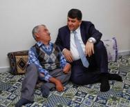 Fadıloğlu, Engelli Mehmet Ve Ailesini Unutmadı