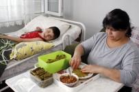 YARDIM ÇAĞRISI - Fedakar Annenin Engelli Oğlu İçin Sardığı Yapraklar, Engelli Annelerine İlham Oldu
