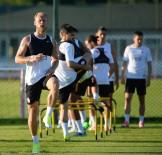 AHMET ÇALıK - Galatasaray'da Yeni Sezon Hazırlıkları Sürüyor
