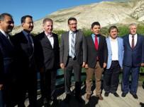 SİVAS VALİSİ - Gümrük Ve Ticaret Bakanı Tüfenkci Sivas'ta