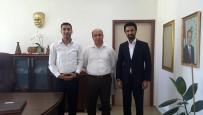 İMSİAD Derneğinden Yalova Vali Yardımcısına Ziyaret