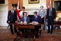 THERESA MAY - İngiltere'de Azınlık Hükümeti İçin Anlaşmaya Varıldı