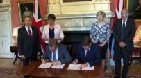 THERESA MAY - İngiltere'de Hükümet İçin İmzalar Atıldı