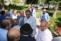 ERTUĞRUL ÇALIŞKAN - Karaman Belediyesinin Bayramlaşma Programına Yoğun İlgi