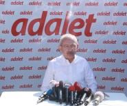 Kılıçdaroğlu, 'Düşünün Bir Kişi Yargılanırken Henüz Daha Karar Verilmemiş Ama Maltepe Cezaevinde Özel Yer Hazırlanıyor'
