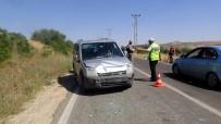 MEHMET ARSLAN - Kilis'te Trafik Kazası Açıklaması 8 Yaralı