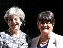 THERESA MAY - May hükümeti kuruyor