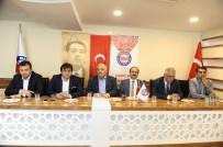 BENNUR KARABURUN - Memur-Sen Bursa İl Temsilciliği Üyeleriyle Bayramlaştı