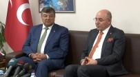 KAMİL OKYAY SINDIR - MHP'den CHP'ye Açıklaması MHP Sokakta Olmayacaktır