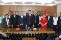 ÜLKÜCÜLER - MHP İl Başkanı Baki Ersoy, 'Konu Vatan Ve Millet Olunca MHP Ve Ülkücüler Her Daim Göreve Hazırdır'