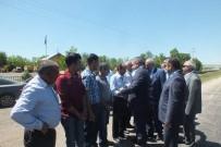 SONER KIRLI - Milletvekili Şimşek, Malazgirt'te Halkın Bayramını Kutladı